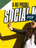 Panorama - La carica dei piccoli Social-Maniaci