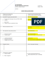 Format SPPD Tiket Kepulangan Sampai Agustus 2016