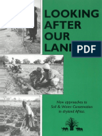 Looking After Our Land
