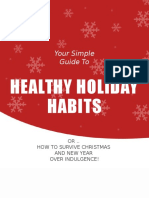 Healthy Holiday Habits