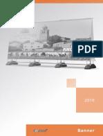 Catalogo Banner 2016