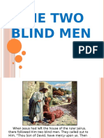 The Two Blind Men