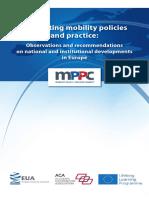 EUA MPPC Mobility Policies Web 2014