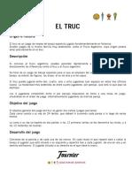Reglamento TRUC