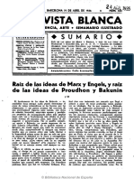 La Revista Blanca (Madrid). 19-4-1935