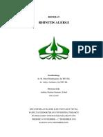 Referat Rhinitis Alergi_Audrey Desiree