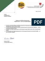Eine halbe Million Euro im Monat für Bozner Flugplatz  - Landtagsanfrage und Antwort A. Pöder
