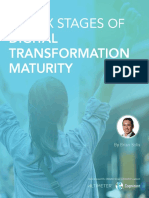 The Six Stages of Digital Transformation Maturity