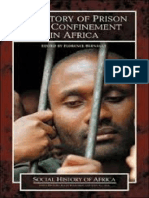 (Social History of Africa Series) Florence Bernault, Janet Roitman-A History of Prison and Confinement in Africa-Heinemann (2003).pdf