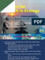 statistikuntukekologi-161017023557
