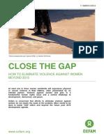 Close the Gap