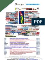 Revue de Presse 9 Juillet 2010