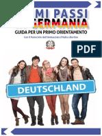 Primi passi in Germania. Guida per un primo orientamento.