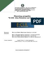 Planning Progetto E-Clil