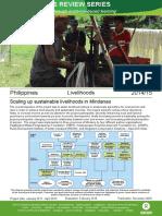 Livelihoods in the Philippines
