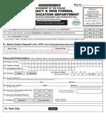LitNonForm Form