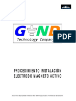 procedimiento instalación NETTERRA