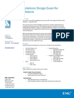 e20-324 TA VNX Solutions Design Exam