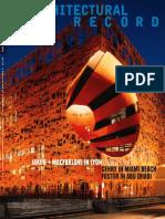 Architectural Record 2011-05