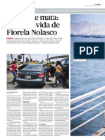 Reportaje Fiorela Nolasco - Personaje 2014
