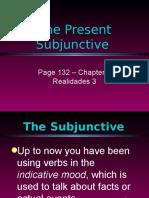 sp iii u5 the-present-subjunctive ppt