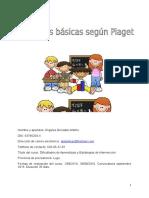 ACTIVIDAD FINAL 3. Cuales Son Las Nociones Básicas Según Piaget
