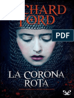 La Corona Rota - Richard Ford