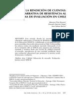 Pino, M; Oyarzún, G.; Salinas, I. (2016). Crítica a la Rendición de Cuentas. Narrativa de resistencia al SIMCE..pdf