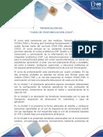 Presentacion Del Curso_203092_Curso de Profundización CISCO