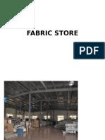 3. Fabric Store