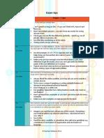 Exam tips.pdf