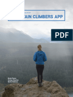 Mountain Climbers – Business Plan