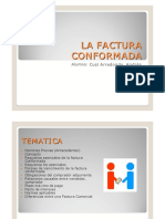 Microsoft Powerpoint - Factura Conformada