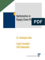 APO Optimization