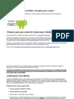 Unbrick Qualcomm Mobiles Con Guía Paso a Paso