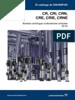 Bombas verticales SISCON Grundfosliterature-CR-serie-ES-L.pdf