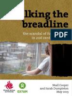Walking the Breadline