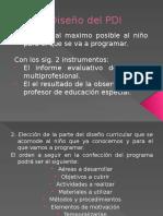 Diseño Del PDI