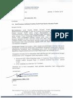 Exposure Draft Panduan Indikator Kualitas Audit