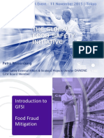Preparing for Gfsi Guidance Document Version 7 With a Focus on Food Fraud Mitigation Petra Wissenb