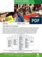 Citizen Voice in Zambia