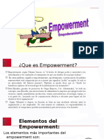 Sesion 13 Empowerment