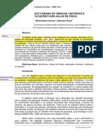 Gomes e Rosa, 2015 - Feminismo e Ensino de Ciências Histórico e Implicações Para a Aula de Física