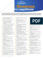 101 reasons legal shield