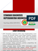 Standar Diagnosis Keperawatan Indonesia(Sdki)