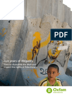 Five Years of IIlegality