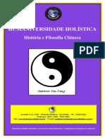 Apostila Historia Filosofia Chinesa