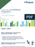 Gobierno Corporativo Nivel_Intermedio