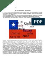 Guía de Chilenismos