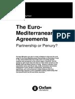The Euro-Mediterranean Agreements